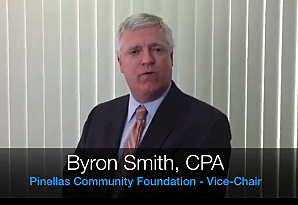 Financial advisors: Donations to a charity foundation.