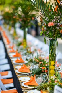 WUSF Longest Table